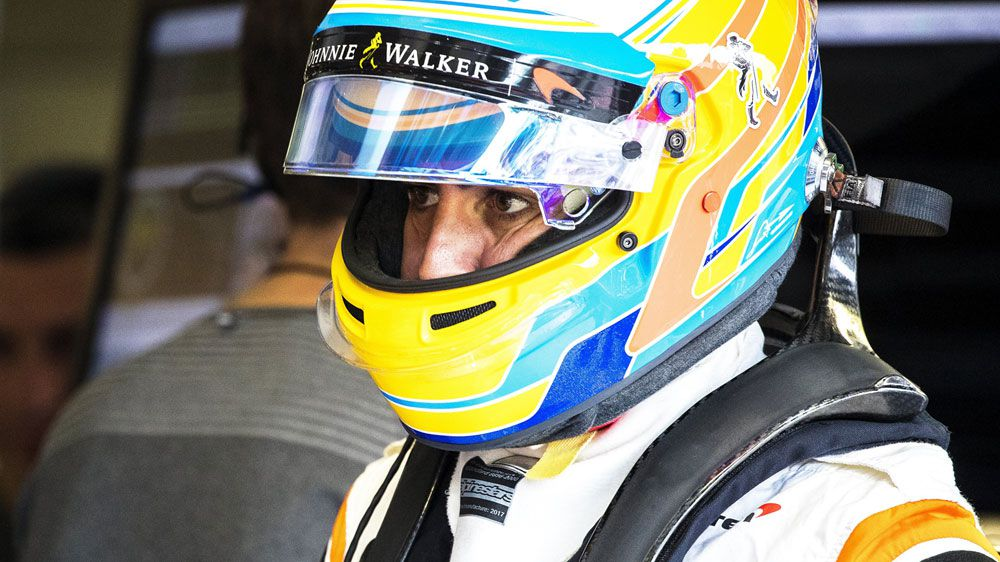 McLaren's Fernando Alonso cops 35-place penalty for Italian grand prix