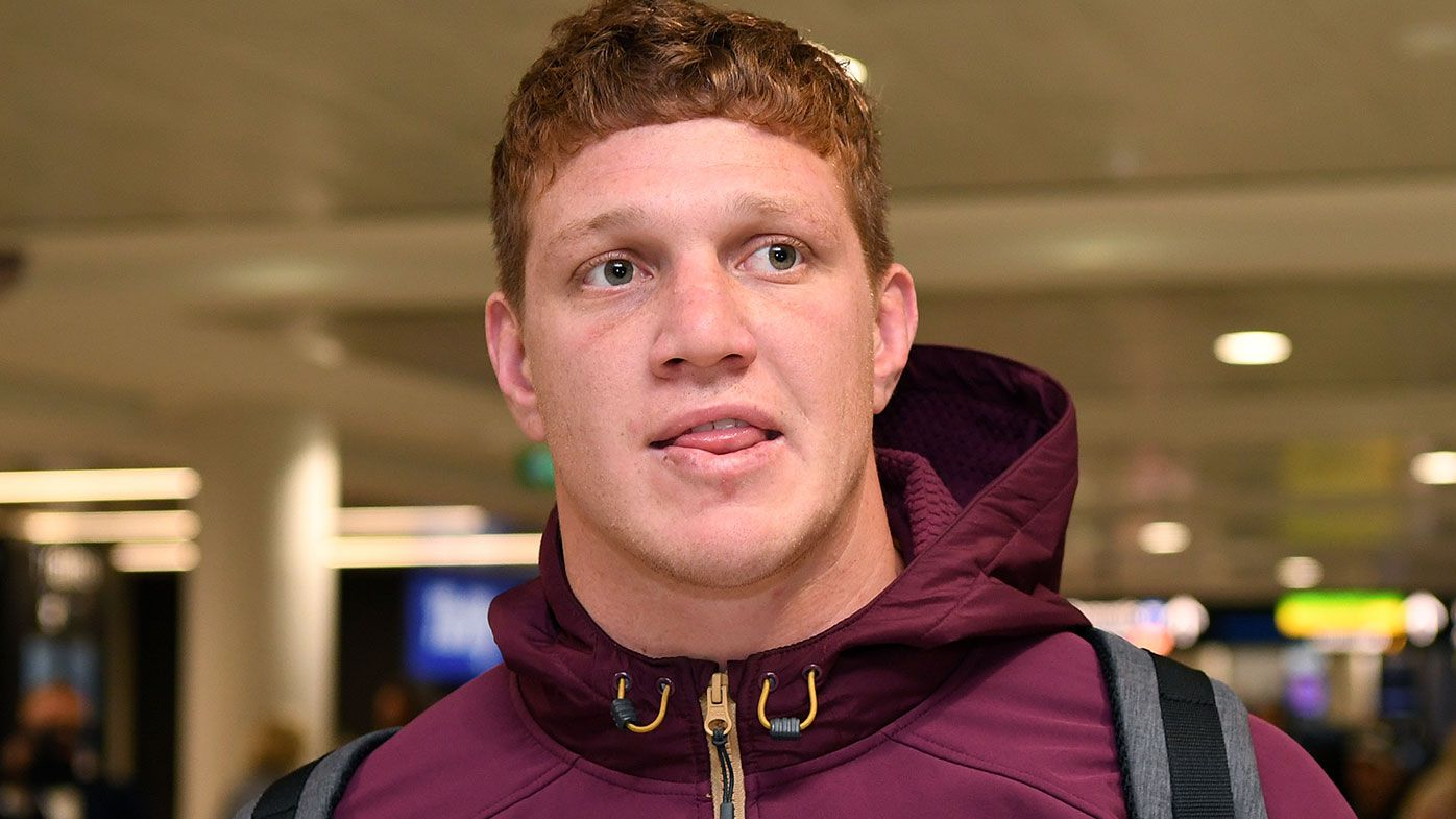 Queensland receive big boost with Dylan Napa cleared to play in Origin II