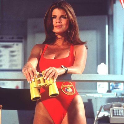 Yasmine Bleeth as Caroline Holden: Then