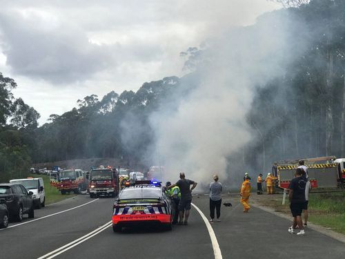"The NSW Government has announced it will investigate the ""terrible circumstances"" of the Boxing Day crash. (9NEWS)"