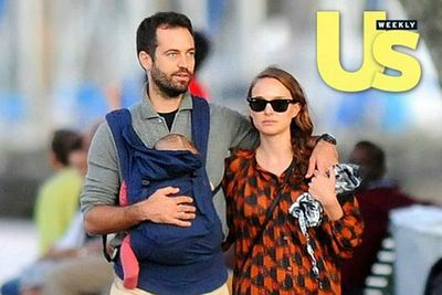 <b>Parents:</b> Natalie Portman and <i>Black Swan</i> ballet dancer Benjamin Millepied become parents to a healthy baby boy in June.