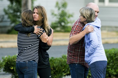 Russell's family and friends are grieving the troubled man's death
