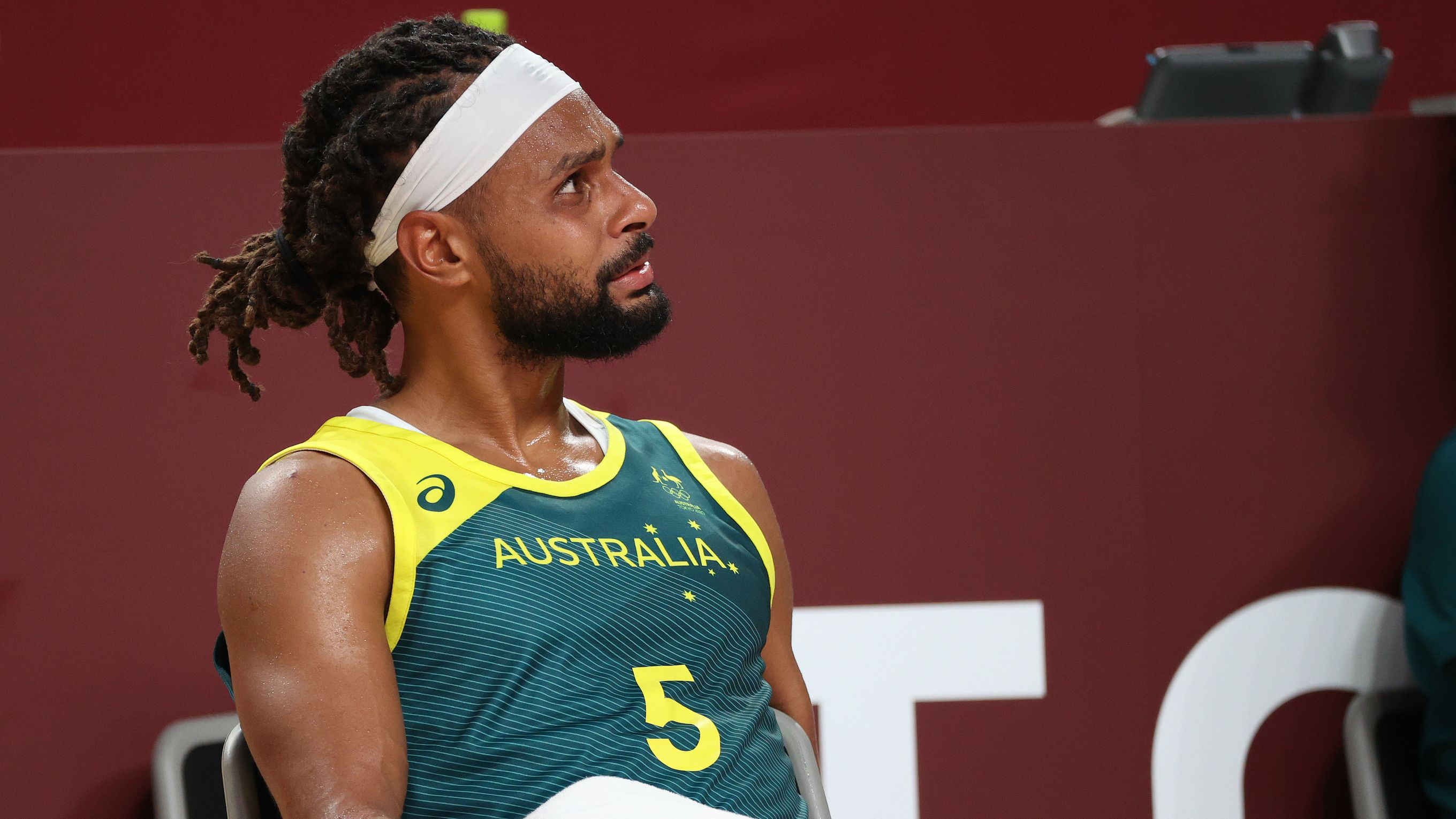 Boomers 'gold vibes' crushed by Durant's USA