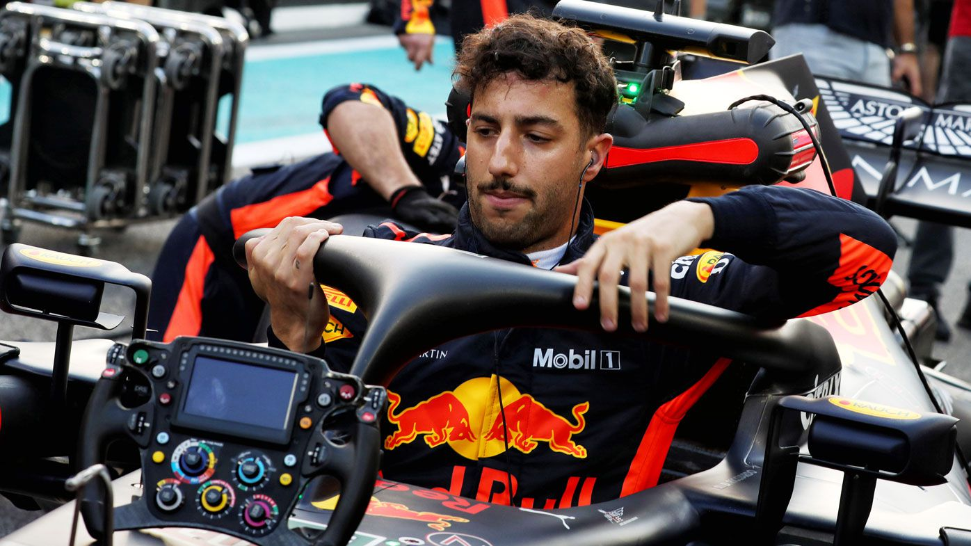 Daniel Ricciardo felt 'helpless' in Abu Dhabi GP farewell drive for Red Bull