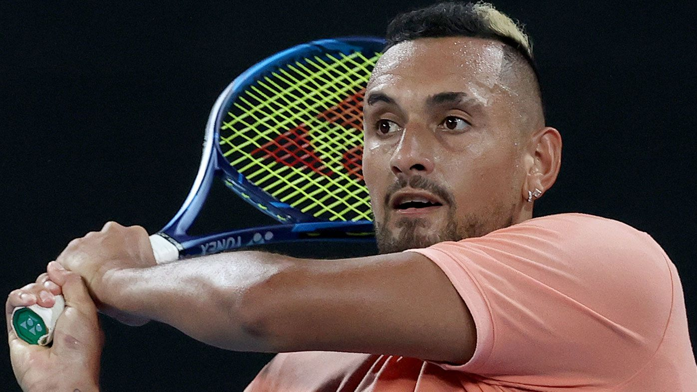 Nick Kyrgios admits he feared backlash to possible Australian Open loss