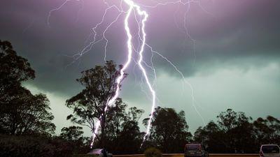 Mount Gravatt Lookout, Brisbane. (Andre Brown)