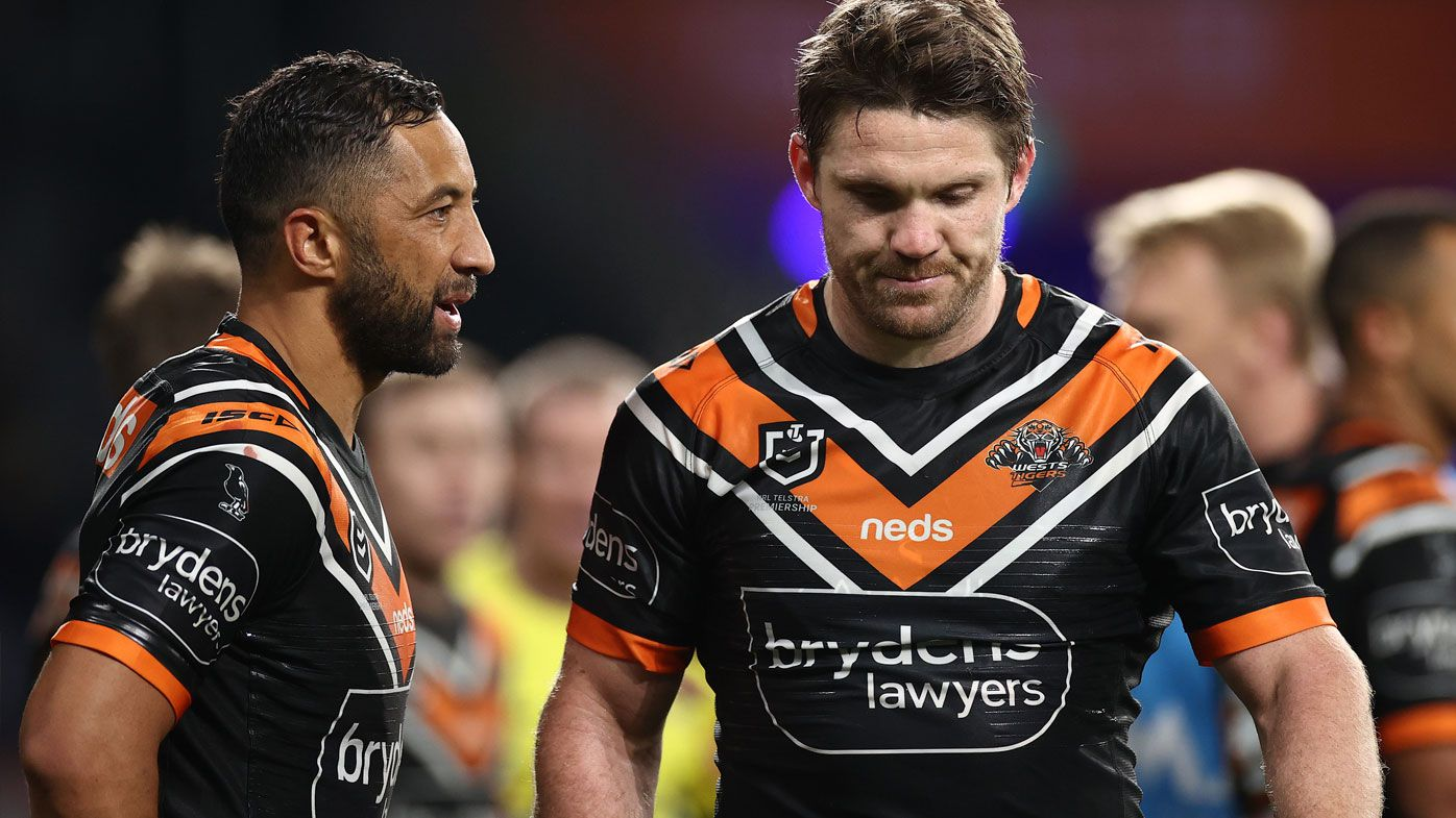 EXCLUSIVE: Peter Sterling explains why Wests Tigers are destined to miss finals again