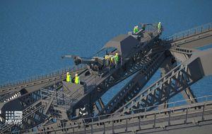 Sydney Harbour Bridge could close for new maintenance system