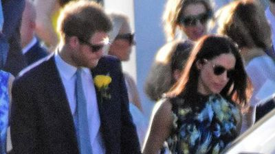 Prince Harry and Meghan Markle relationship: May 7, 2017