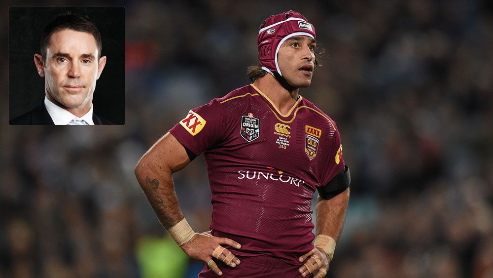 Brad Fittler praises Queensland for early Johnathan Thurston call