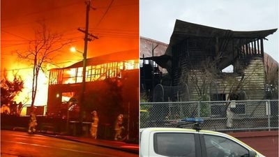 'It will hit hard': Suspicious fire guts historic Brisbane school