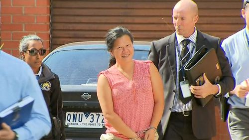 Ms Tran was refused bail in court today.