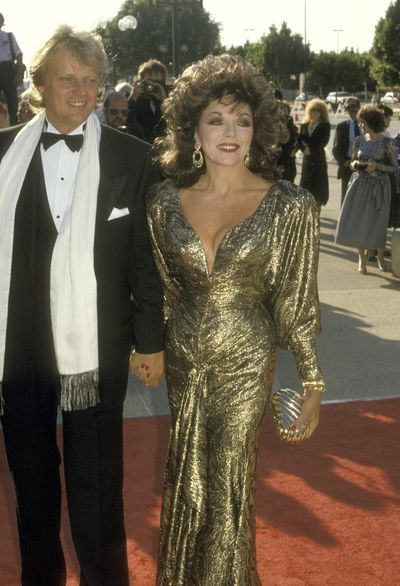Joan Collins, 1986