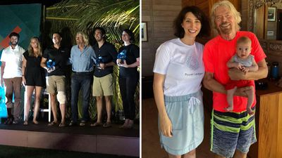 Aussie tech company wins Richard Branson's million-dollar competition