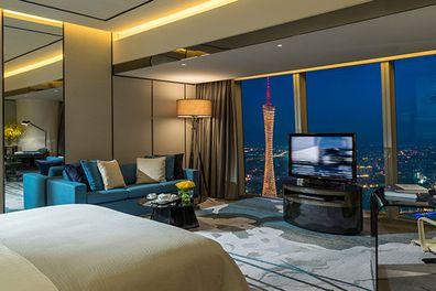 Four Seasons Hotel Guangzhou in Guangzhou, China