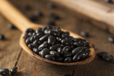 <strong>Black beans</strong>