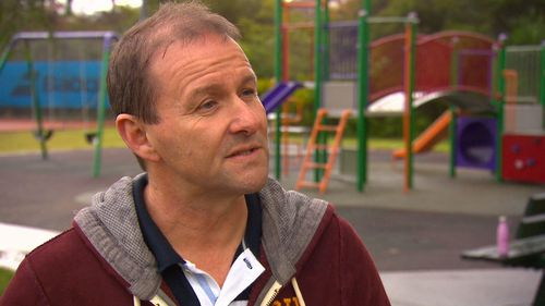 Former officer Brett Lee says  incidents of abductions and abuse are 'low probability but high consequence' so parents need to be vigilant (9NEWS)