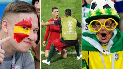 GALLERY: All the colour and action from the World Cup