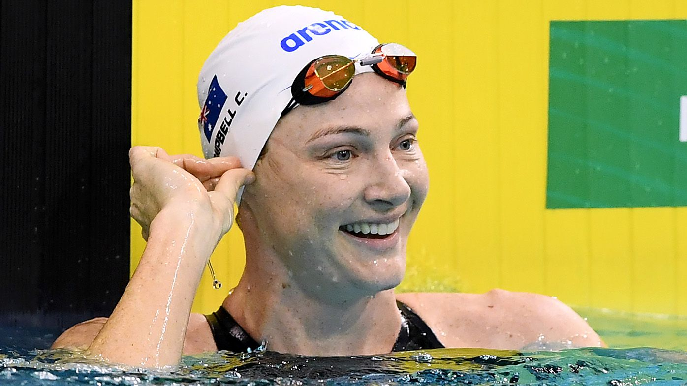 Cate Campbell, Emily Seebohm lift eyes to fourth Olympics after reveal of Australian swimming team
