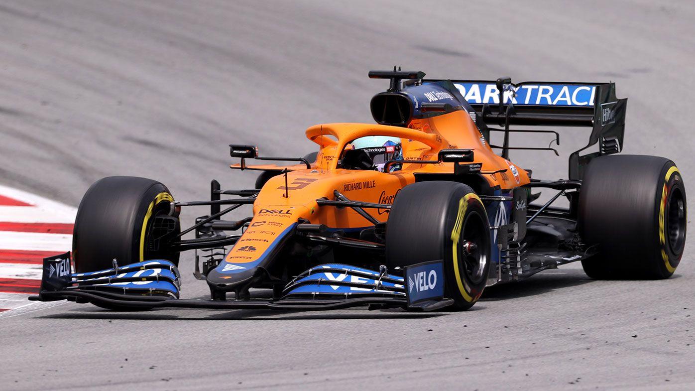 Spanish Grand Prix: Daniel Ricciardo finishes sixth, but not all good news for his McLaren team