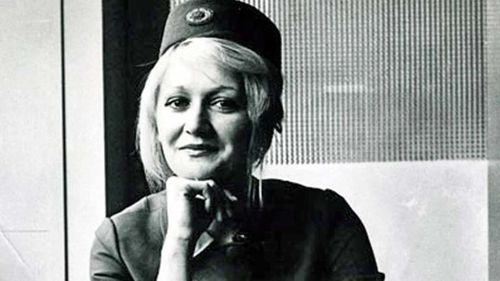 Vesna Vulovic became a national hero following her incredible survival story.
