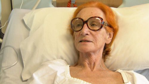 Veteran actress Cornelia Frances is in the fight of her life against bladder cancer.