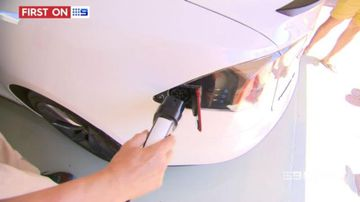 Charging stations on Queensland highway to accommodate electric cars