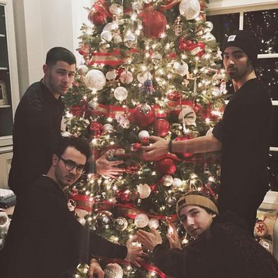 <strong>Jonas Brothers</strong>