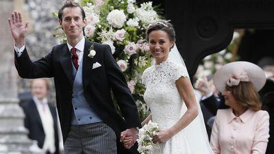 Pippa Middleton marries James Matthews