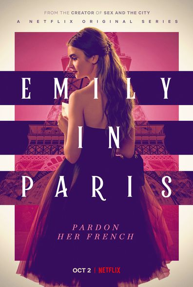 Emily in Paris hits Netflix October 2nd