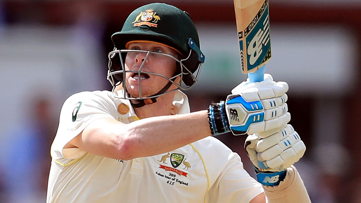 Steve Smith scores 23 in return from concussion after being hit by bouncer