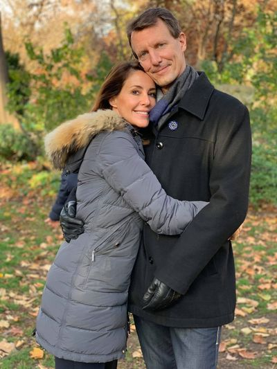 Prince Joachim and Princess Marie's 'copper' wedding anniversary, November 2020