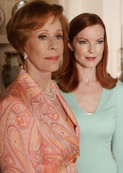 Carol Burnett as Eleanor Mason