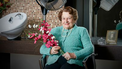 <p>Jean Schmidt, 90, is a former beauty queen and ballroom dancer who was crownedMiss Heidelberg.</p><p>She loved meeting new people at dances, photoshoots and social events. </p>