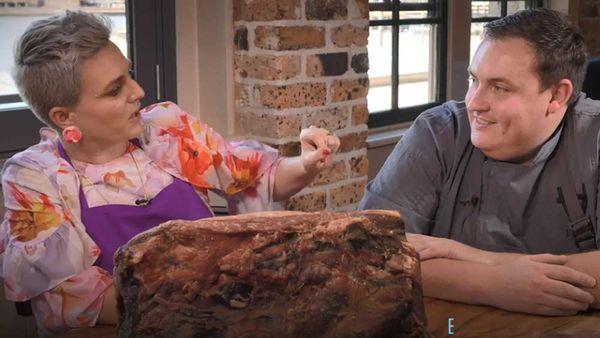 Jane de Graaff and 6Head chef Sean Hall explain steak terms