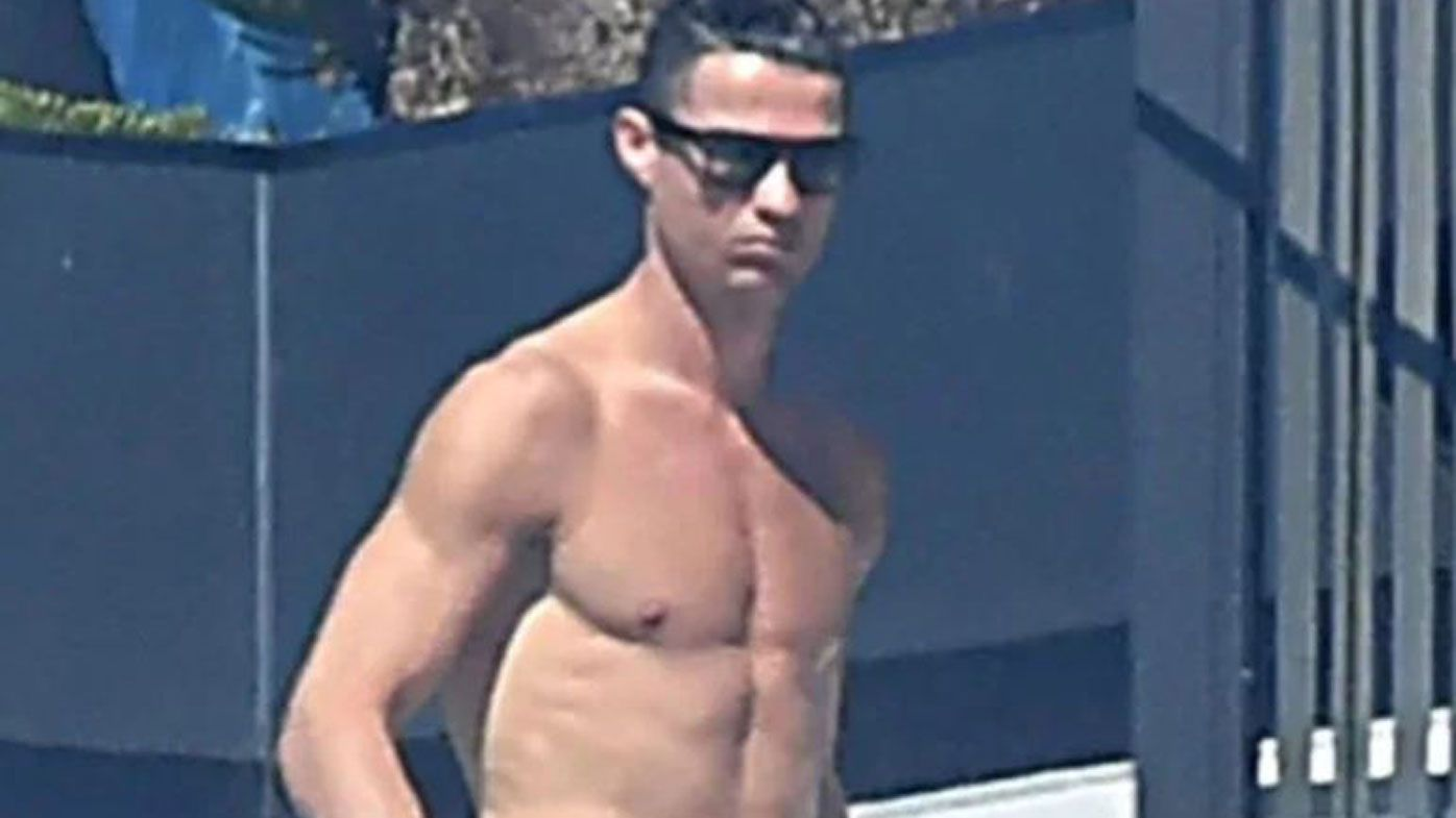 Cristiano Ronaldo slammed by former Juventus boss for pool photos amid coronavirus
