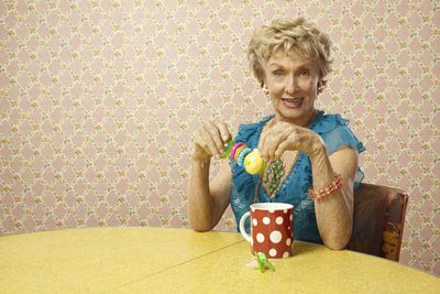 "<b>Played by: </b>Cloris Leachman<br/><br/>This loveable great-grandmother splits her time between playing flawless games of Jenga in her underwear, taking off said underwear, chain-smoking, having flashbacks to the 40s and being racist (mostly during said flashbacks). While her on-screen zingers are great, Cloris gets her mention for a hilarious scripted rant aimed at the Hollywood Foreign Press (the organisation behind the Golden Globes).<br/><br/><b>What Cloris says: </b>""How do we not win [Best Comedy]? You gave this award to <i>Ugly Betty</i> one year. I've taken sh--s that are funnier than <i>Ugly Betty</i>. They were uglier too."""