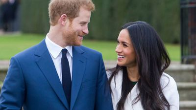 Prince Harry and Meghan Markle announce their wedding date, December 2017