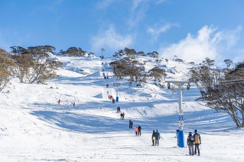 The Austrlaian ski fields have had a good opening to the season.