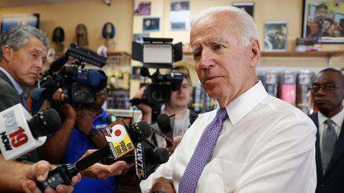 Former Vice President Joe Biden. (AAP)