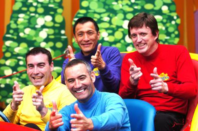 Greg Page, Anthony Field, Jeff Fatt and Murray Cook