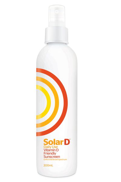 Not only does this sunscreen offer broad spectrum sun protection, but it allows vitamin D to still penetrate the skin.