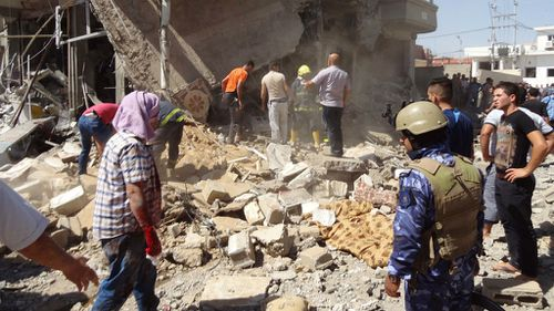 UPDATE: US denies reports of bombings in Iraq after considering military intervention