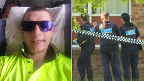 Man arrested after Canberra house shot at 'over $7000 debt'