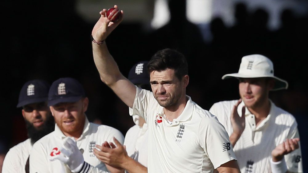 England fast bowler James Anderson joins exclusive 500 Test wickets club