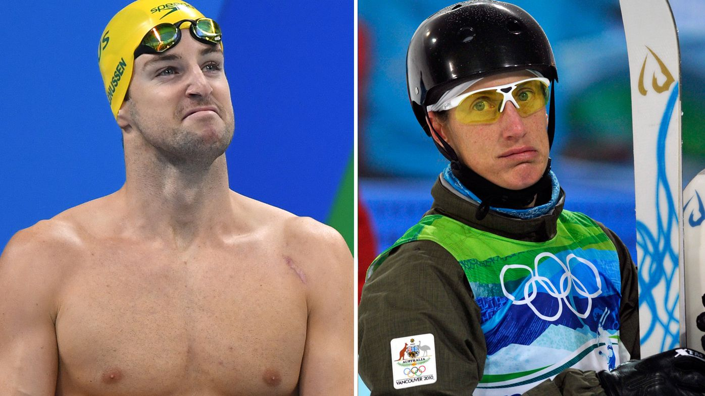 Jacqui Cooper slams James Magnussen over 'laid back' Winter Olympics comments