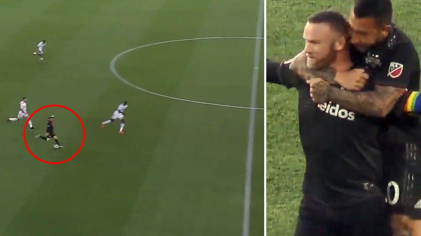 Rooney's wonder goal