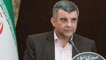 Deputy of Iranian health minister Iraj Harirchi