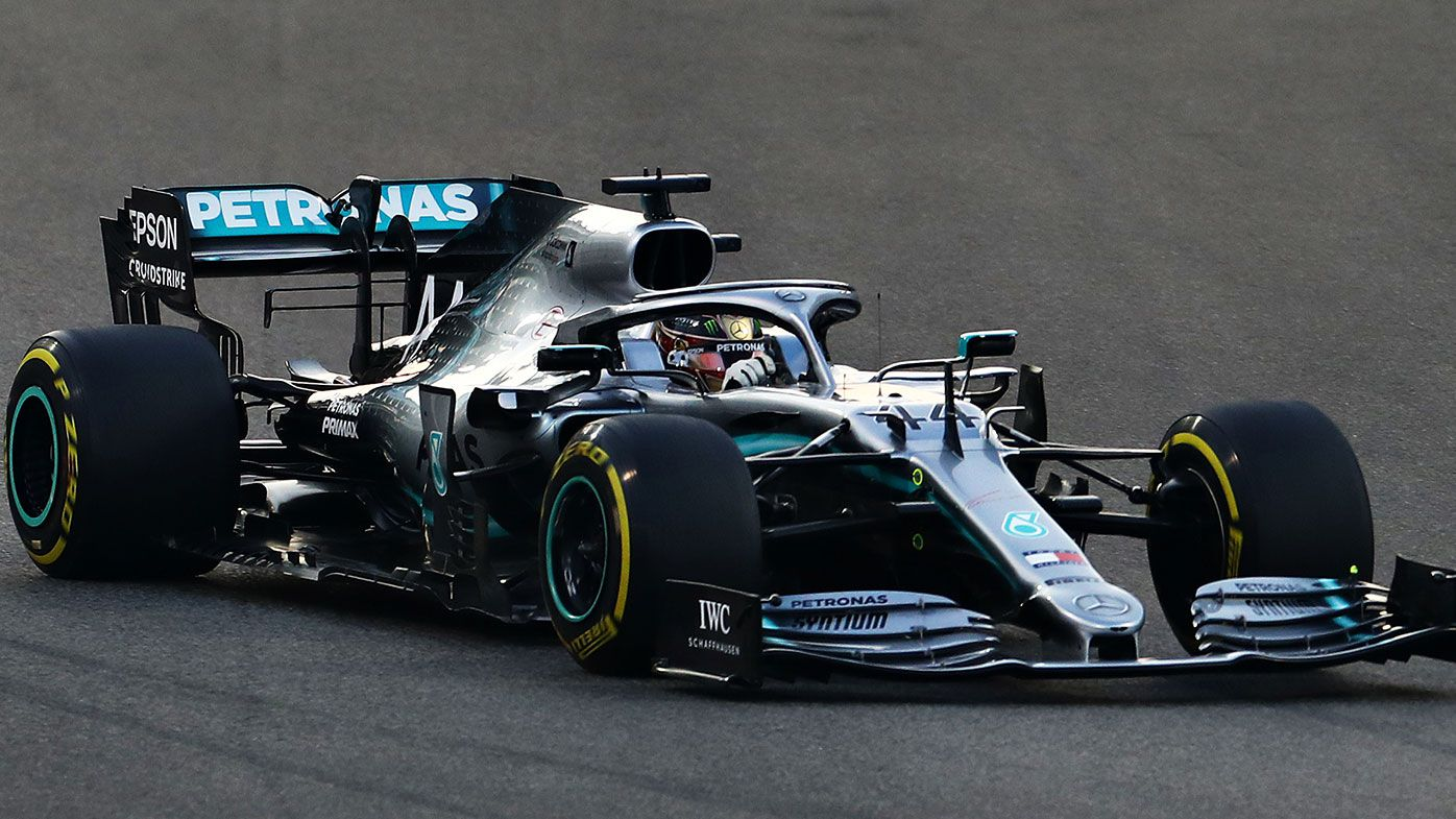 Lewis Hamilton says he will be 'a machine' in 2020