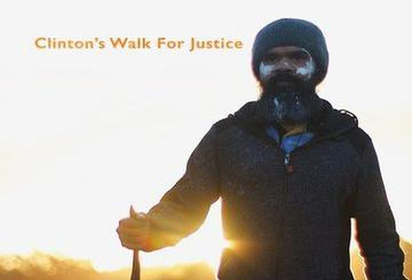 Clinton's Walk For Justice